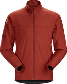 Arc'teryx Solano Jacket Men dark matter at addnature.co.uk
